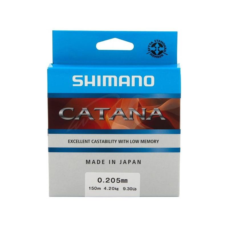Tamiil Shimano Catana 0.225mm/5.4kg 150m hall