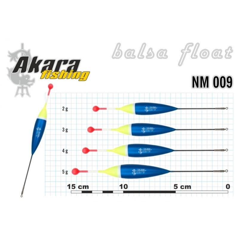 Ujuk Akara balsa NM 009 5g 15cm