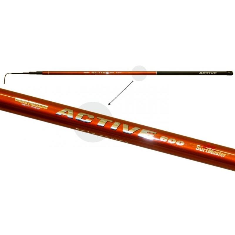 Lihtkäsiõng Active Pole TX-20 4m 5-20g 141g