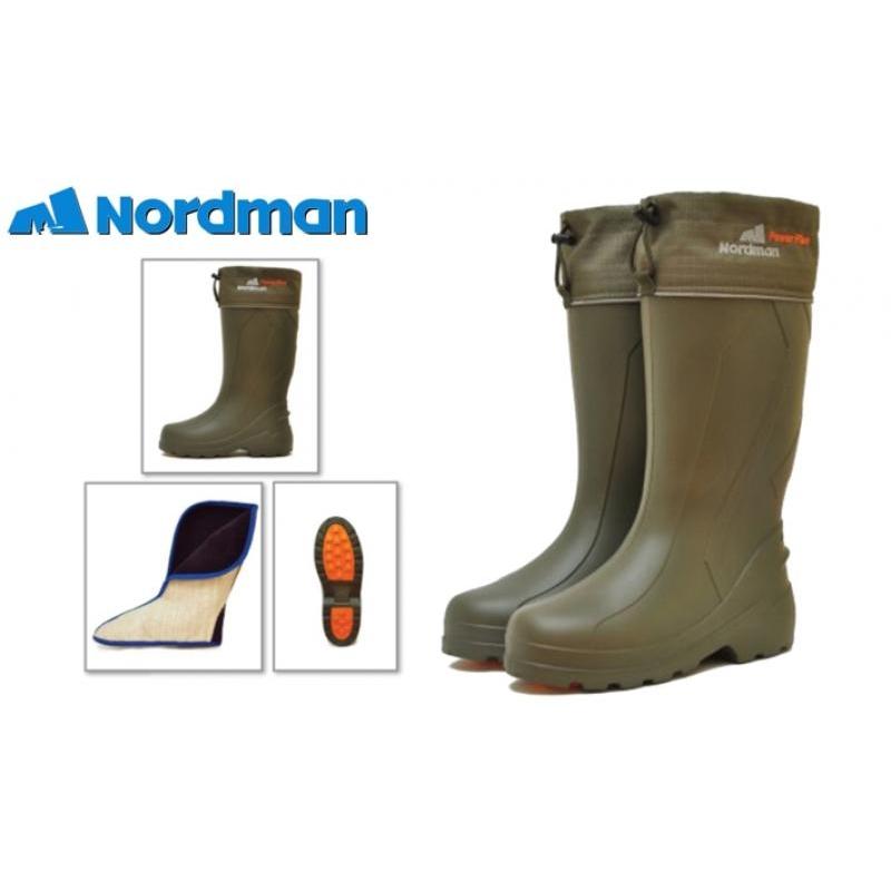 Kummikud NordMan Power Plus (-30С) 45-46