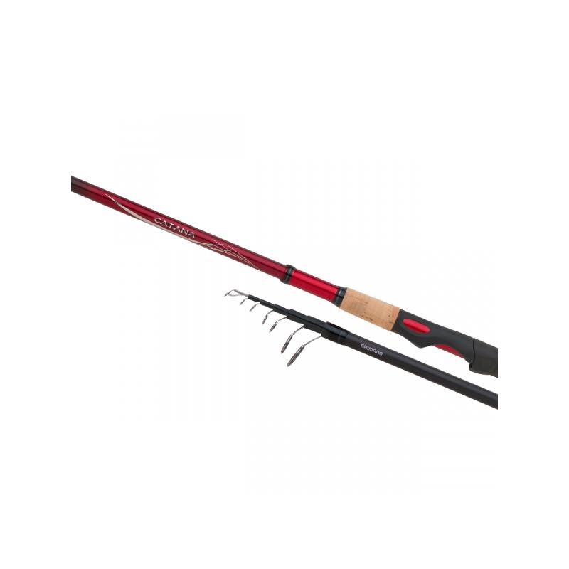 Shimano Catana EX Telespin 1.65m UL 1-11g