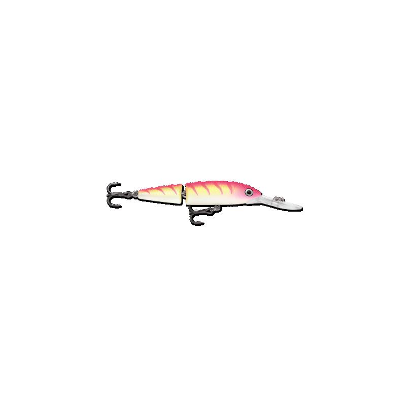 Rapala Jointed Deep Husky Jerk 12cm/14g PTU 2.4-4m