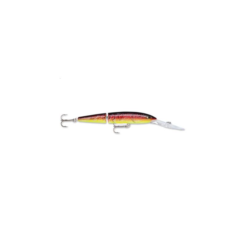 Rapala Jointed Deep Husky Jerk 12cm/14g RFCW 2.4-4m