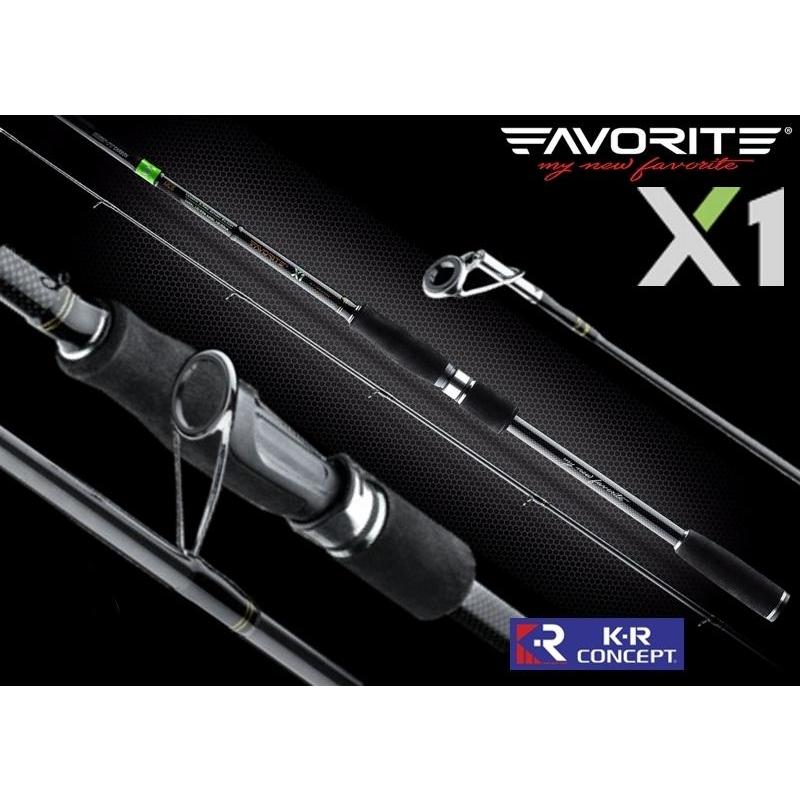 Spinning FAVORITE X1 2.74m 10-35g