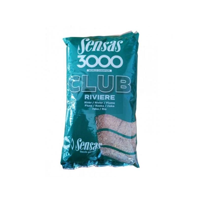 Sensas 3000 Club Jõgi 1kg