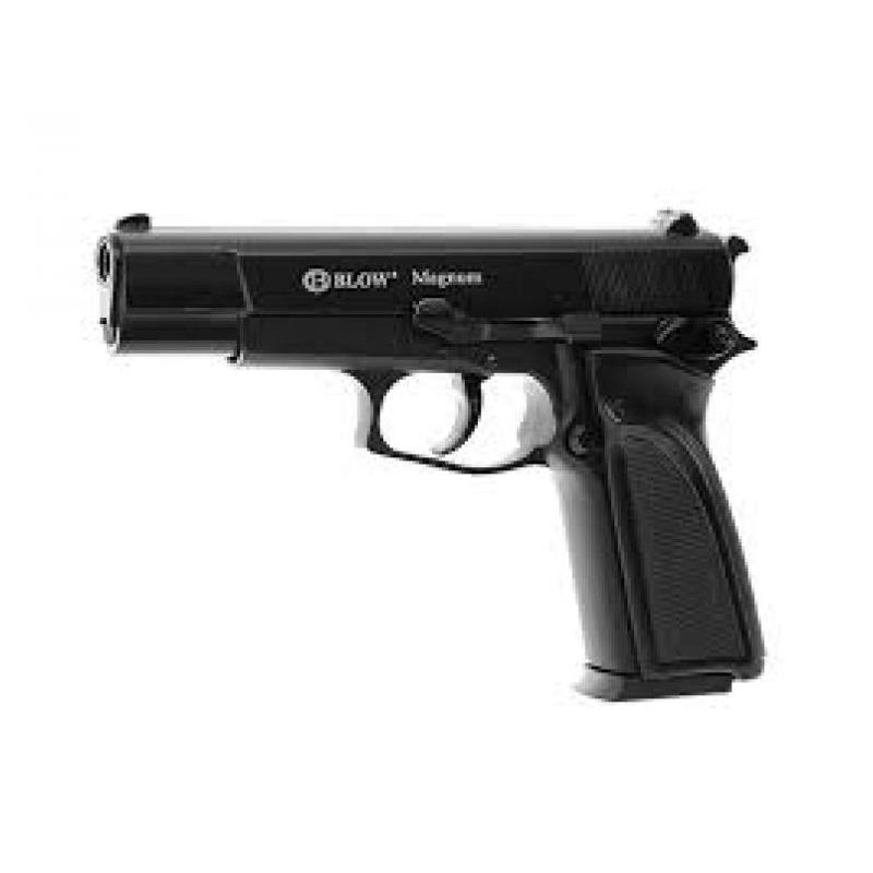 Stardipüstol BLOW i4 Magnum 9mm must