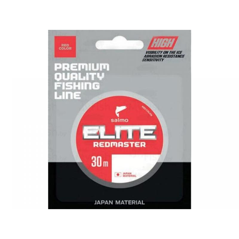 Tamiil Elite Redmaster 0.10mm kg 30m