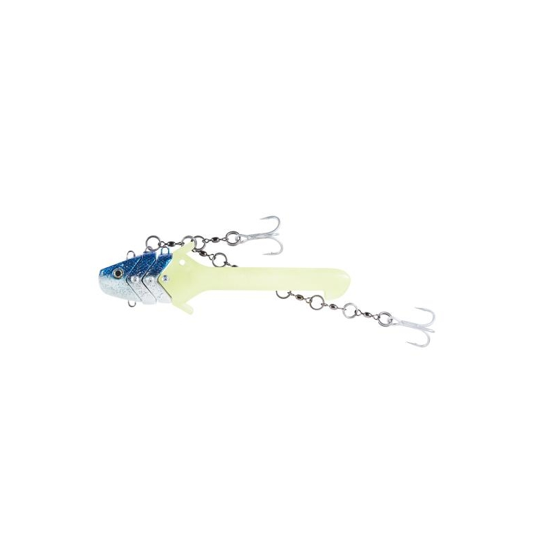Giant Jig Head Balzer Dead Bait blue #5/0 200/325/450g