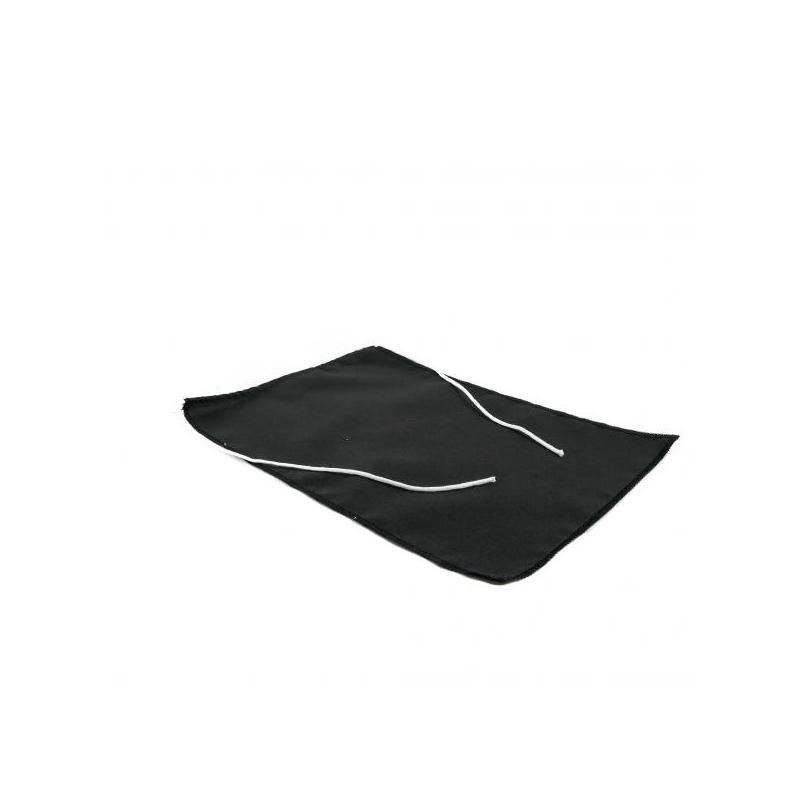 Märklipp 20x30cm must kinnituspaeltega