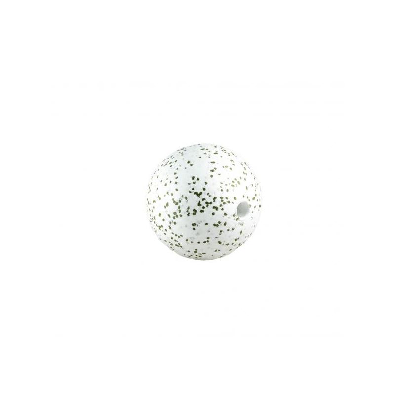 EPS50*8 Ümarujuk valge-roh.täpiline 145g