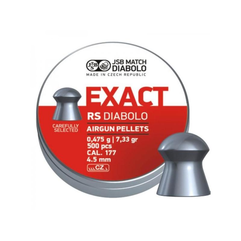 JSB Exact Diabolo RS 0.47g 4.52mm 500tk