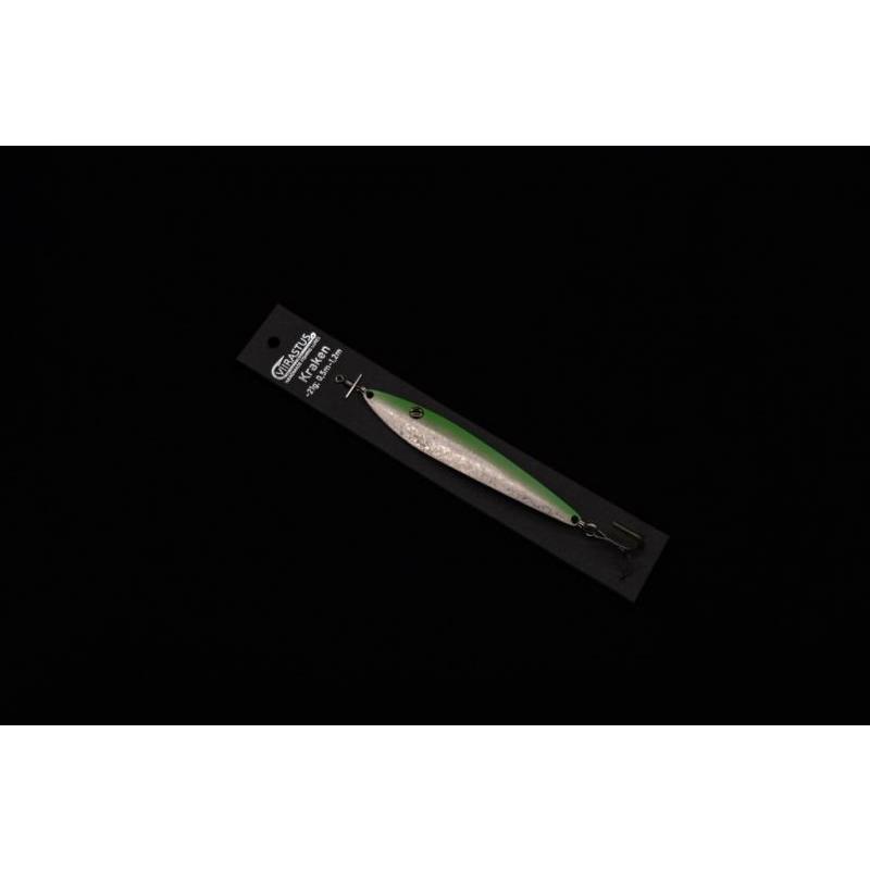 VIIRASTUS Kraken roheline 21g (0.5-1.2m)