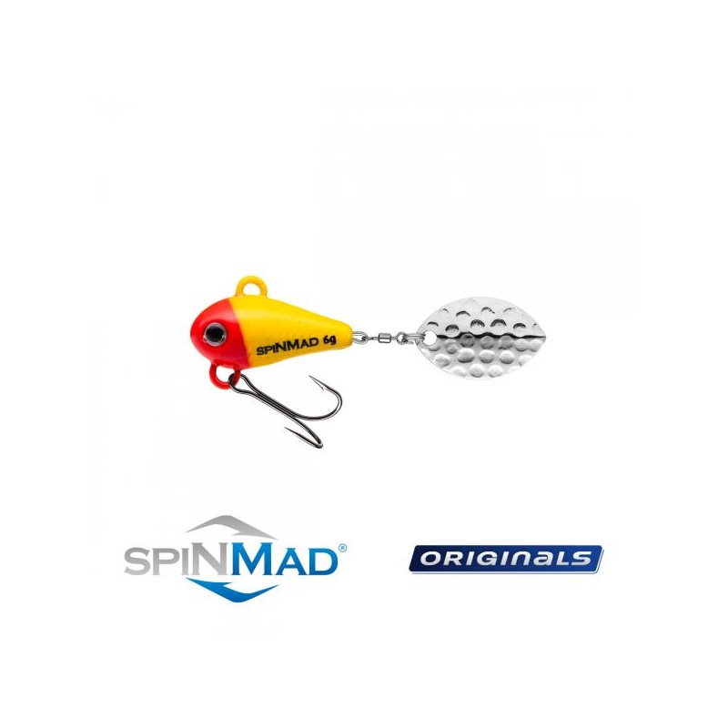 SpinMad Tail Spinner MAG 0702 6g 55mm