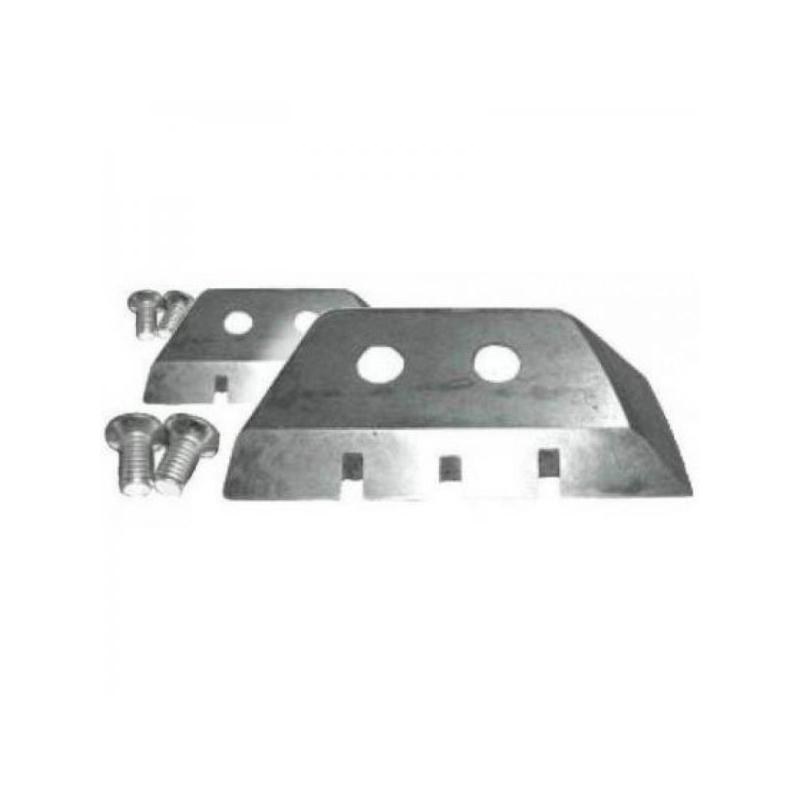 Jääpuuri terad 130mm NERO hammastega