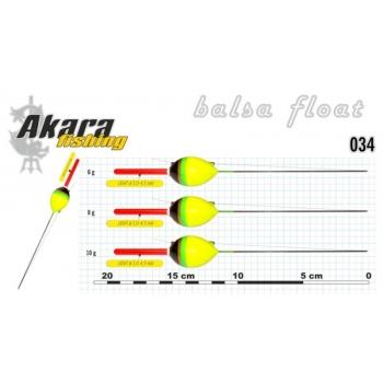 Ujuk Akara 034 10g 19.5cm 1tk