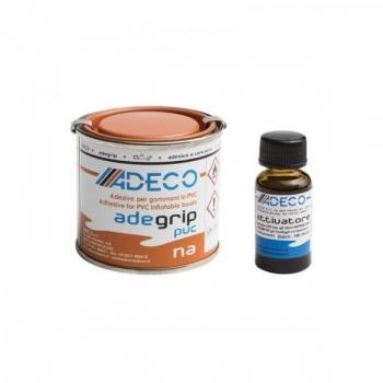 Adeco Adegrip PVC liim 125ml ja aktivaator 10ml
