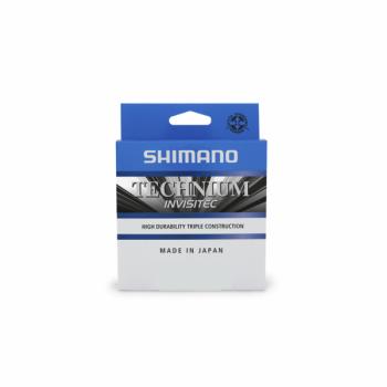 Shimano Technium Invisitec 300m 0.255mm 6.7kg hall