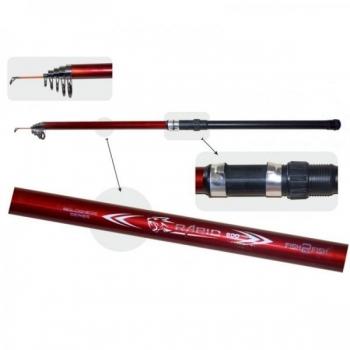 Õng LB Fish2Fish Rapid Long Red 3m 10-40g (163g)