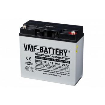 Aku VMF AGM Deep Cycle 12V 22Ah