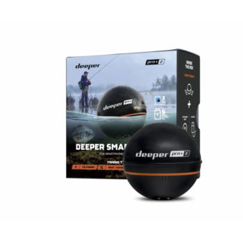 Wifi kalaleidja Deeper Fishfinder PRO+ 2