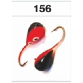 Mormishka DROP 1160 156 (6mm, 2.92g) (62)