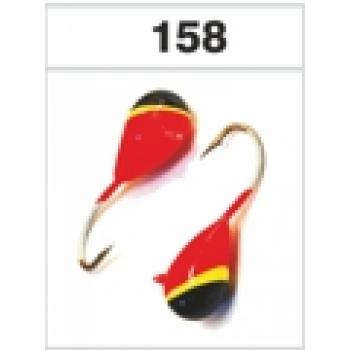 Mormishka DROP 1160 158 (6mm, 3g) (63)