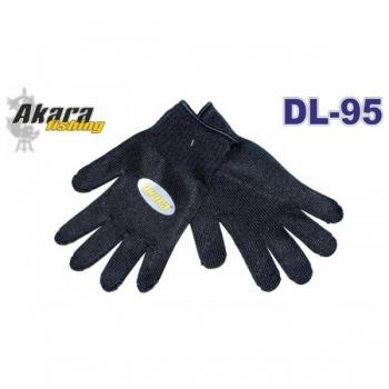 Kevlar kindad AKARA DL-95 suurus: XL, värv: must