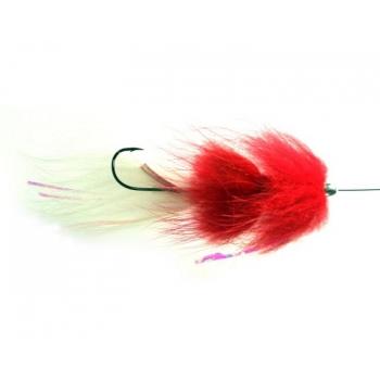 SpinTube Pike kiiresti uppuv 45g punane/valge