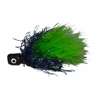 SpinTube Leech 10g roheline/must
