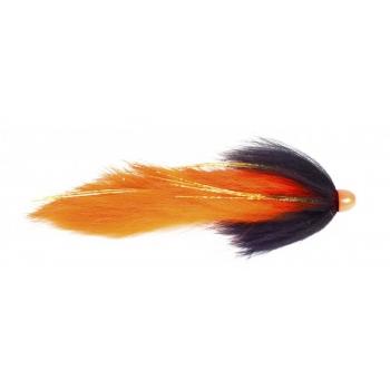 SpinTube North fast sink 14g black / orange