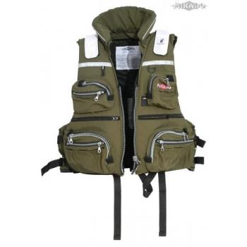 Mikado ohutusvest 50N koos taskutega M
