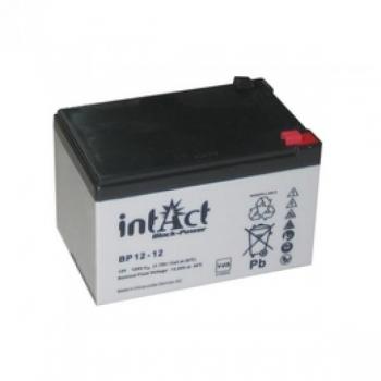 Aku Intact Block-Power 12V 12Ah