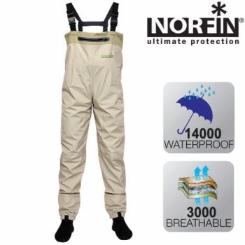 Kahlamispüksid Norfin Whitewater M