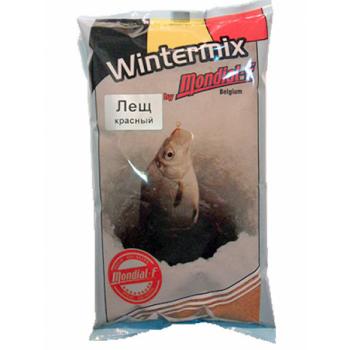 Peibutussööt Mondial F. Wintermix Latikas punane 1kg