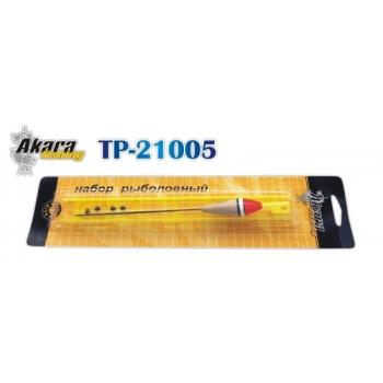 Ujukikomplekt TP-21005 (10m 2g)