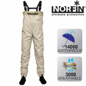 Kahlamispüksid Norfin Whitewater XL
