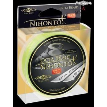 Nöör Nihonto Octa fluo 0.18mm 16.4kg 150m