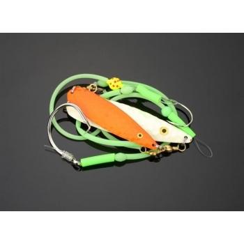 Mererakendus Circle and Single Hook Ling Spoon System