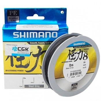 Nöör Shimano Kairiki PE VT hall 0.13mm 8.2kg 150m