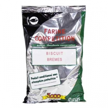 Sensas 3000 Super Biscuit Bream (latikas) 700g