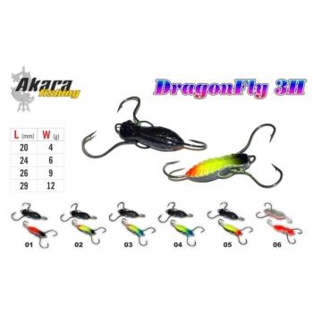 Talilant «Dragonfly» 3H (20mm 4g värv: 01)