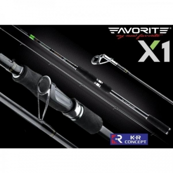 Spinning FAVORITE X1 2.13m 7-28g