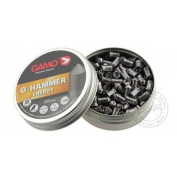 Gamo õhupüssikuulid G-Hammer cal 4.5 200tk