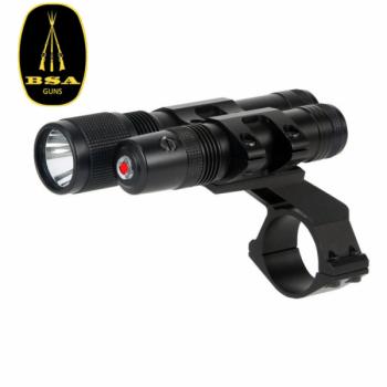 Gamo Laser punane + LED lamp 140lm