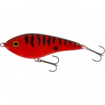 Jerk WESTIN Swim Glidebait 10cm 31g Low Floating Red Tiger