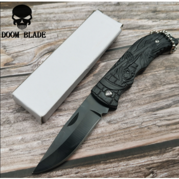 Taskunuga KF0149 Black 160mm