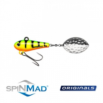 SpinMad Tail Spinner WIR 0809 10g 70mm