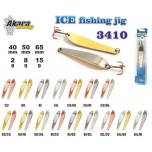 Talilant «Ice Jig» 3410 50mm 8g NI/GO