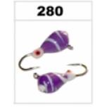 Mormishka DROP 1150 280P silmaga (4mm, 0.99g) (46)