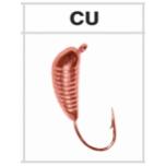 Mormishka CHRYSALIS 5340 CU (4mm, 0.93g) (35)